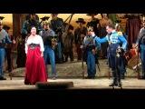 L'Elisir d'Amore Act I Excerpt -- Netrebko, Polenzani, Kwiecien (Met Opera)