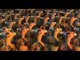 Sacrifice The Fire King ! ( Ice Age 2 The Meltdown ) Sith Dance