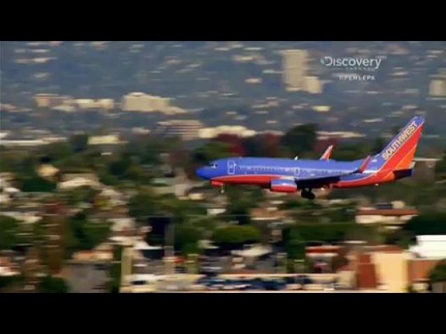 Восстание машин 9 Гигантский аэробус (2014) Discovery