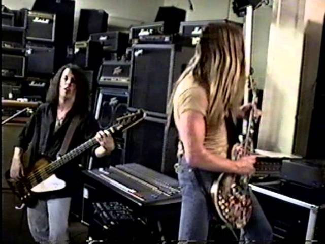 Zakk Wylde House of Guitars Full Concert High Quality 01 05 93