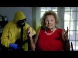 94yo Heavy Metal Grandma Holocaust Survivor Spy!