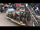 Steel Fest 2015 Rat Rods Bikes and more!