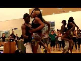 TopUp Dancehall Camp 2015 | Day 1 | Bella Garcia | Blaakow | Kimiko Versatile