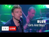 Blur - Girls and Boys - Live du Grand Journal