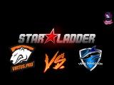 EPIC GAME Virtus.Pro vs Vega (bo1) (Ru) | SLTV 13 Lan Finals (14.01.2016) Dota 2
