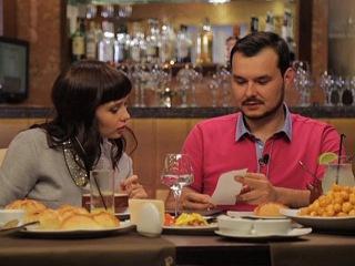 Битва ресторанов » Видео » Казань: Кружево \ Wok&Go \ Да Винчи