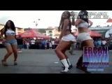 Прикольные танцы девушек!!