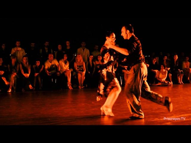 Lucila Cionci Rodrigo 'joe' Corbata, 4-4, International Istanbul Tango Festival 2014
