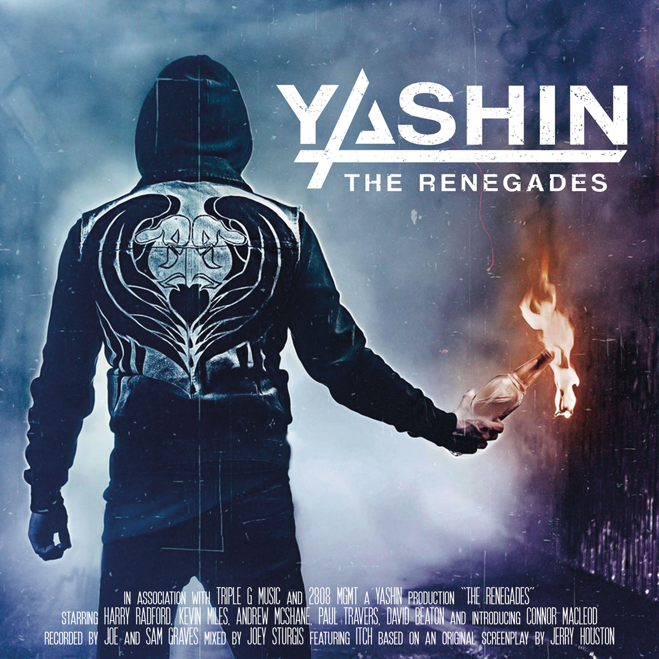 Yashin - Vultures [Single] (2016)