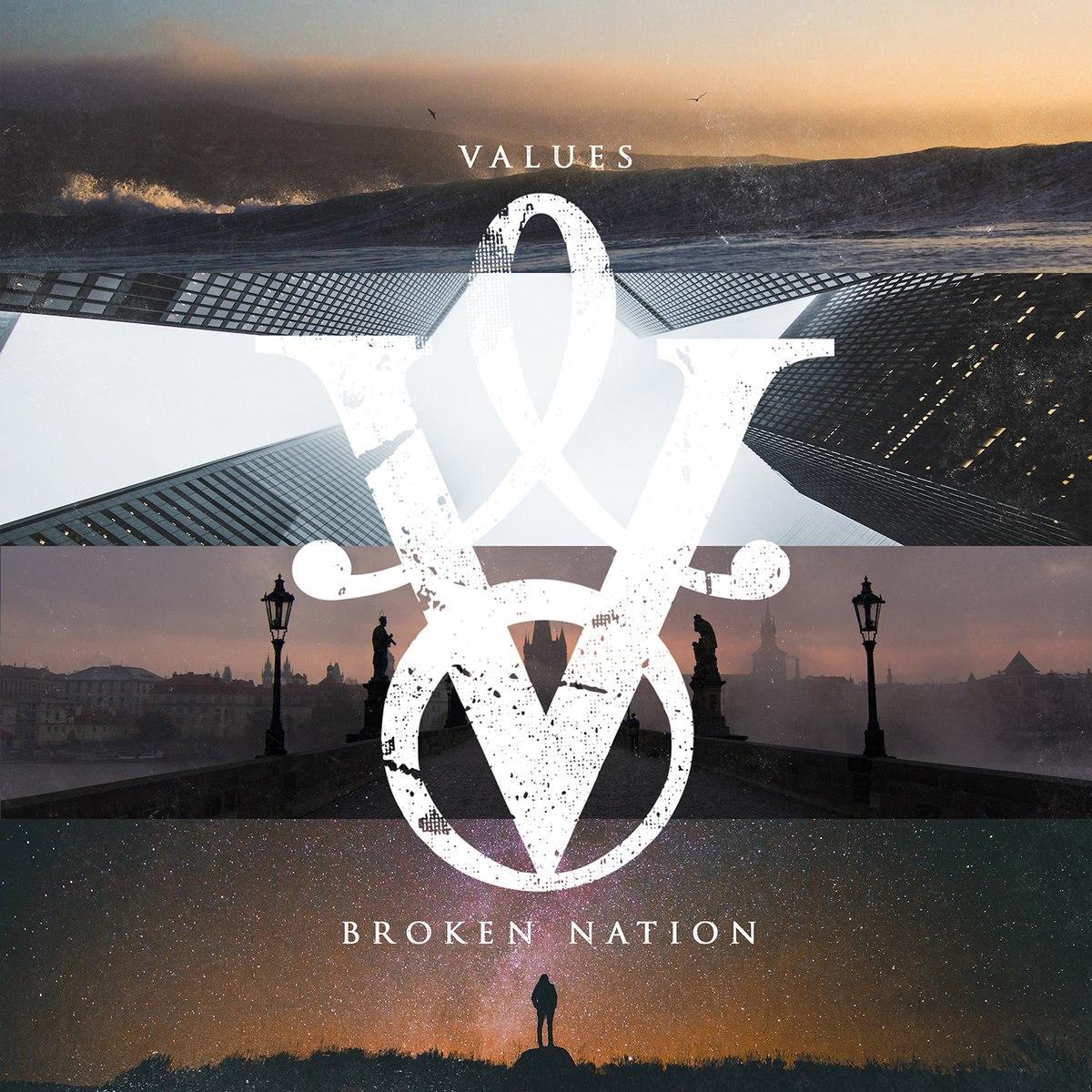 Values - Broken Nation [EP] (2016)