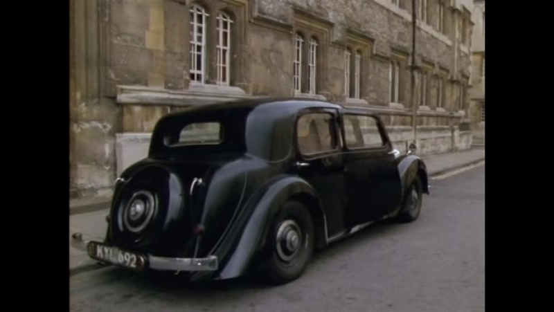 Inspector Morse. S03E01. Ghost In The Machine.