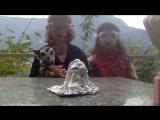 Today's Volcano Experiment - Recreating an Explosive Event! with Narmina, Jozefina & Maximus