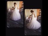 мой образ невесты для Ланы