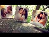 «Лето любви» красивое и романтичное слайд шоу.
