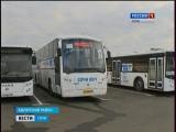 Сочи, автобусы (РТР, 07.02.2014г.)