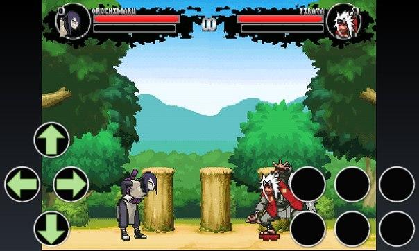 Game Naruto New: Download game naruto mugen android new