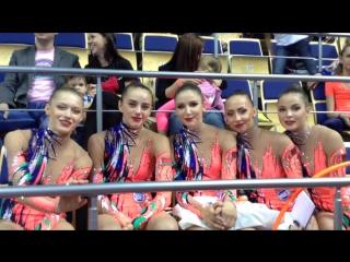 Привет девочкам Дианы Олеговны от сборной команды Беларусь!