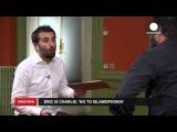 Eric Cantona, Charlie Hebdo ne pas mettre tout le monde dans le m