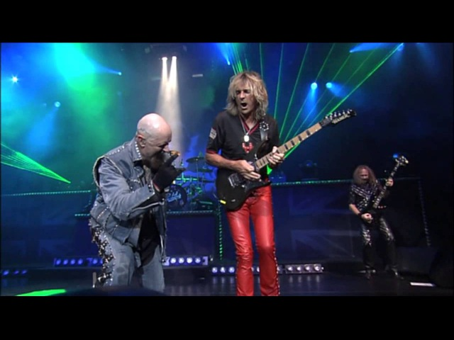 Judas Priest - British Steel 30th Anniversary Vocals, Bass, Drums Only (no guitars)