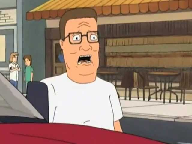 The Hank Hill BWAAA Compilation!