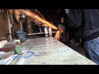 6 Stels Trigger 50 Лапка тормоза
