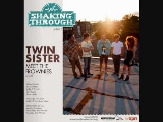 Twin Sister - Meet the Frownies | Shaking Through