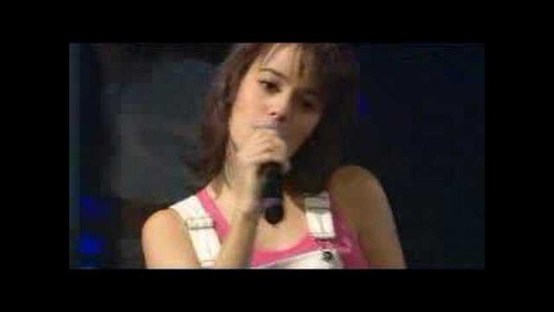 Alizée - A Contre-Courant (Live - En Concert 2004)