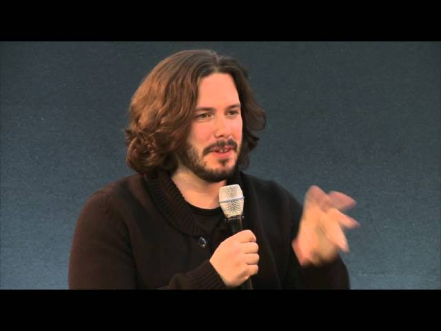 Edgar Wright Meet the Filmmaker The World's End QA Reagent Street Apple store 2013