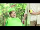 Реклама Фруктовый Сад - Только из российских яблок Акция