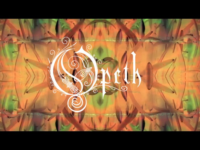 Opeth Faith In Others Audio