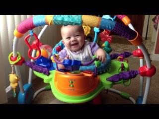Прыгунки Baby Einstein (с 5 месяцев)