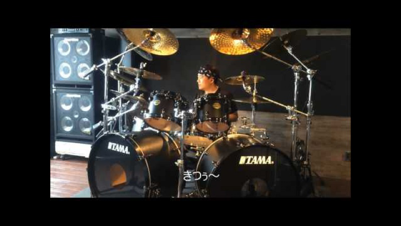 TAMA Starclassic Mapleで「Let's Remember」