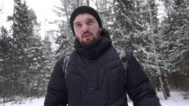 Anton SKALD о ватниках,блинах, народе и родине.