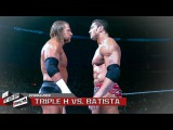 Top WWE Storylines: Triple H vs. Batista