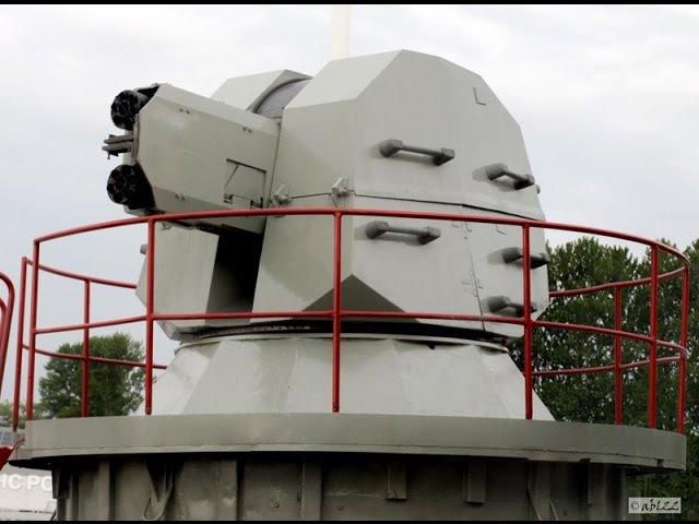 АК 630М 2 «Дуэт» — российская корабельная 30 мм автоматическая артиллерийская установка