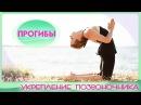 Укрепление и оздоровление позвоночника Прогибы Strengthening back muscles