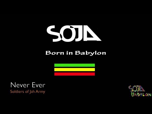 SOJA -Born in Babylon (Full AlbumAlbum Completo)2