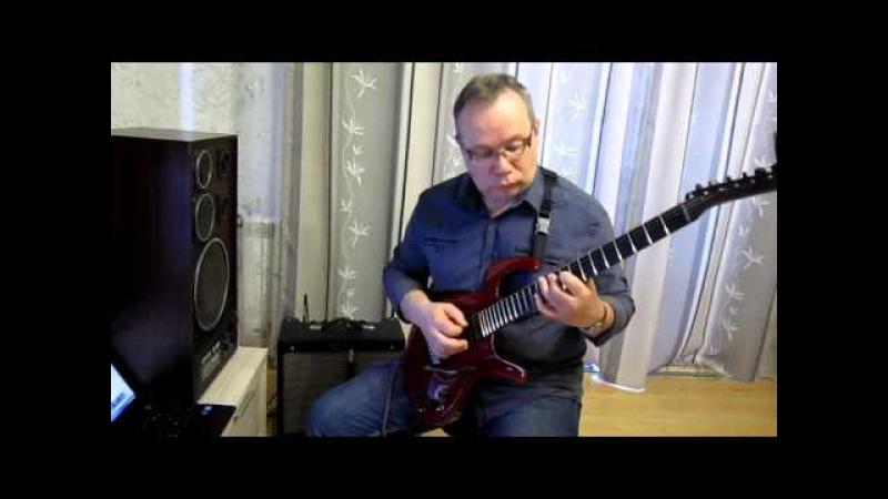 Funky Tango cover Luis Salinas Alex Timonin