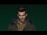 Рекламная кампания: мужская и женская коллекция одежды от PKZ, Осень-Зима 2014