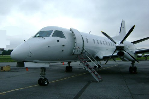private jet air