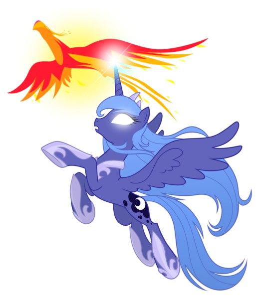 Магический Шар с Маленькой Пони