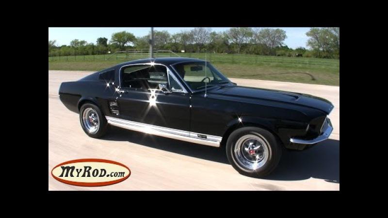 1967 Mustang 390 GT Fastback - MyRod.com