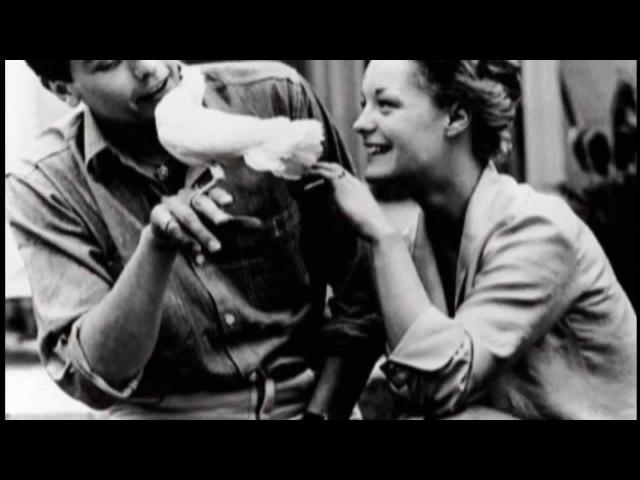 Alain Delon Romy Schneider - *Amour Fou* (Mireille Mathieu - Caruso)