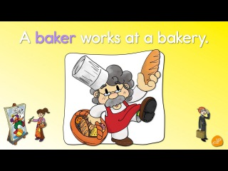 Occupations Phrases By ELF Learning - Phrases With Sentences - ELF Learning Videos
