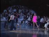 Slavik Kryklyvyy &amp Karina Smirnoff - Jive (WSSDF2003)