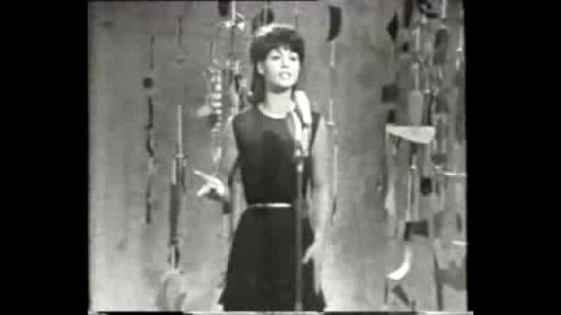 Eurovision 1966 Germany - Margot Eskens - Die Zeiger der Uhr