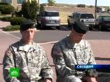 НТВ. ВДВ показало в Америке что такое Русский Солдат.