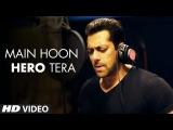 'Main Hoon Hero Tera' VIDEO Song - Salman Khan Amaal Mallik Hero T-Series