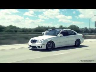 Mercedes-Benz w211 E55 AMG, E63 AMG