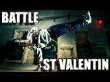 BATTLE ST VALENTIN  Recap 2015  By Ocker Production  Breakdance Bboying #BD_VIDEO